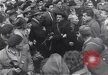 Image of burning books during the Hungarian Revolution Hungary, 1956, second 59 stock footage video 65675033230