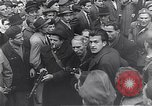 Image of burning books during the Hungarian Revolution Hungary, 1956, second 61 stock footage video 65675033230