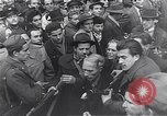 Image of burning books during the Hungarian Revolution Hungary, 1956, second 62 stock footage video 65675033230