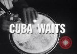 Image of Havana Cuba as place of gaiety and commercial activity Cuba, 1959, second 9 stock footage video 65675033246