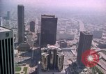 Image of skyscrapers Los Angeles California USA, 1976, second 1 stock footage video 65675033248
