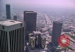 Image of skyscrapers Los Angeles California USA, 1976, second 3 stock footage video 65675033248