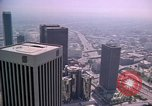 Image of skyscrapers Los Angeles California USA, 1976, second 4 stock footage video 65675033248