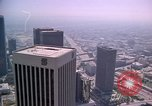 Image of skyscrapers Los Angeles California USA, 1976, second 5 stock footage video 65675033248