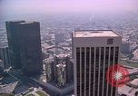 Image of skyscrapers Los Angeles California USA, 1976, second 9 stock footage video 65675033248