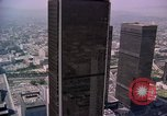 Image of skyscrapers Los Angeles California USA, 1976, second 14 stock footage video 65675033248