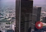 Image of skyscrapers Los Angeles California USA, 1976, second 15 stock footage video 65675033248