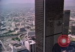 Image of skyscrapers Los Angeles California USA, 1976, second 16 stock footage video 65675033248