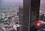 Image of skyscrapers Los Angeles California USA, 1976, second 17 stock footage video 65675033248