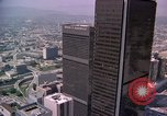 Image of skyscrapers Los Angeles California USA, 1976, second 18 stock footage video 65675033248