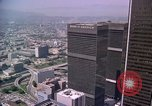 Image of skyscrapers Los Angeles California USA, 1976, second 20 stock footage video 65675033248