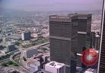 Image of skyscrapers Los Angeles California USA, 1976, second 21 stock footage video 65675033248
