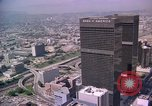 Image of skyscrapers Los Angeles California USA, 1976, second 22 stock footage video 65675033248