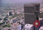 Image of skyscrapers Los Angeles California USA, 1976, second 23 stock footage video 65675033248