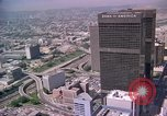 Image of skyscrapers Los Angeles California USA, 1976, second 24 stock footage video 65675033248