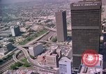 Image of skyscrapers Los Angeles California USA, 1976, second 26 stock footage video 65675033248