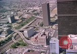 Image of skyscrapers Los Angeles California USA, 1976, second 27 stock footage video 65675033248