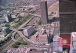 Image of skyscrapers Los Angeles California USA, 1976, second 28 stock footage video 65675033248