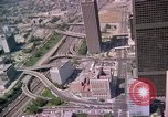 Image of skyscrapers Los Angeles California USA, 1976, second 29 stock footage video 65675033248