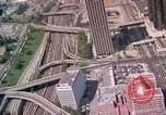 Image of skyscrapers Los Angeles California USA, 1976, second 32 stock footage video 65675033248