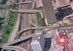Image of skyscrapers Los Angeles California USA, 1976, second 33 stock footage video 65675033248