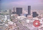 Image of skyscrapers Los Angeles California USA, 1976, second 2 stock footage video 65675033249