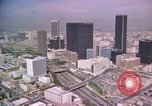 Image of skyscrapers Los Angeles California USA, 1976, second 6 stock footage video 65675033249