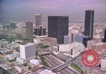 Image of skyscrapers Los Angeles California USA, 1976, second 8 stock footage video 65675033249
