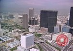 Image of skyscrapers Los Angeles California USA, 1976, second 11 stock footage video 65675033249