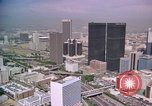 Image of skyscrapers Los Angeles California USA, 1976, second 12 stock footage video 65675033249