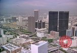 Image of skyscrapers Los Angeles California USA, 1976, second 13 stock footage video 65675033249