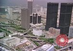 Image of skyscrapers Los Angeles California USA, 1976, second 15 stock footage video 65675033249