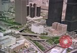 Image of skyscrapers Los Angeles California USA, 1976, second 16 stock footage video 65675033249