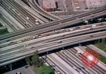 Image of skyscrapers Los Angeles California USA, 1976, second 21 stock footage video 65675033252