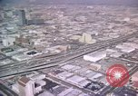 Image of skyscrapers Los Angeles California USA, 1976, second 32 stock footage video 65675033252