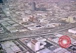 Image of skyscrapers Los Angeles California USA, 1976, second 33 stock footage video 65675033252