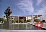 Image of Mark Taper Forum Music Center Los Angeles California USA, 1976, second 3 stock footage video 65675033260