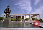 Image of Mark Taper Forum Music Center Los Angeles California USA, 1976, second 9 stock footage video 65675033260