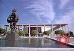 Image of Mark Taper Forum Music Center Los Angeles California USA, 1976, second 13 stock footage video 65675033260