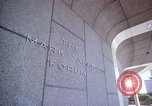 Image of Mark Taper Forum Music Center Los Angeles California USA, 1976, second 40 stock footage video 65675033260