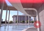 Image of Mark Taper Forum Music Center Los Angeles California USA, 1976, second 43 stock footage video 65675033260