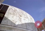 Image of Mark Taper Forum Music Center Los Angeles California USA, 1976, second 59 stock footage video 65675033260