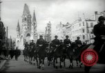 Image of American horse platoon Berlin Germany, 1947, second 16 stock footage video 65675033267