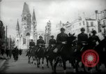 Image of American horse platoon Berlin Germany, 1947, second 18 stock footage video 65675033267