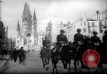 Image of American horse platoon Berlin Germany, 1947, second 20 stock footage video 65675033267