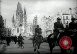 Image of American horse platoon Berlin Germany, 1947, second 21 stock footage video 65675033267