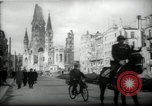 Image of American horse platoon Berlin Germany, 1947, second 23 stock footage video 65675033267