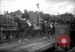 Image of American horse platoon Berlin Germany, 1947, second 30 stock footage video 65675033267