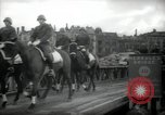 Image of American horse platoon Berlin Germany, 1947, second 38 stock footage video 65675033267