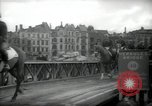 Image of American horse platoon Berlin Germany, 1947, second 40 stock footage video 65675033267